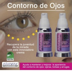 CONTORNO DE OJOS 15 GR * ARAWAK
