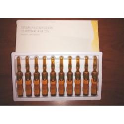 Solución de Vitamina C Tamponada 20% 5 ML Caja 10 Amp*Armesso.