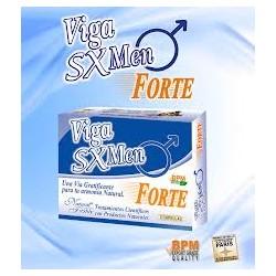 VIGA SX MEN 4 CAP*NATURAL FRESHLY