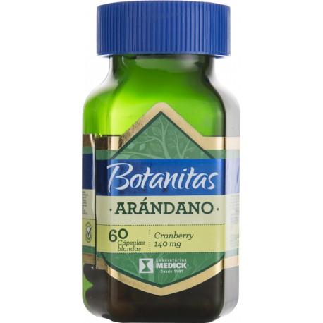 ARANDANO (CRANBERRY) * 140 MG * MEDICK