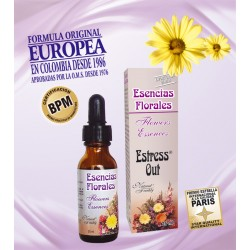 ESENCIA ESTRES OUT *25 ML Natural Freshly25 ML