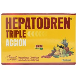 HEPATODREN 60 CAP* NATURAL FRESHLY